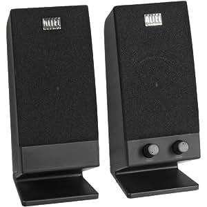 Altec Lansing USB-Powered Speaker System for Laptops, Netbooks and Desktops (BXR1320)