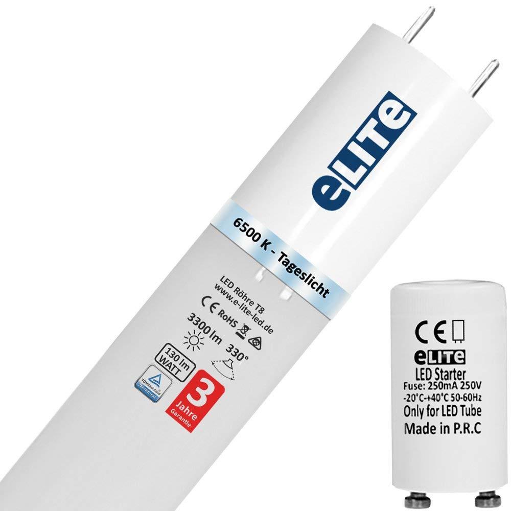 Led Röhre T8 Tube Leuchtstoffröhre VDE TÜV 60 90 120 150 840 865 Industrie KVG s