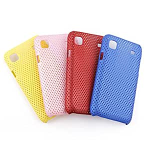 Mesh Style Protective Case for Samsung i9000 (Assorted Colors)