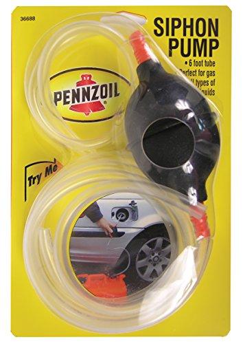 Custom Accessories 36688 Pennzoil Siphon