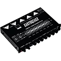 Earthquake Sound EQ7000PXi 7-Band Equalizer with Subwoofer Crossover and Level Controls (Black)
