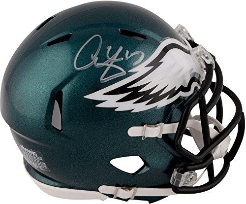 Alshon Jeffery Philadelphia Eagles Autographed Riddell Speed Mini Helmet - Fanatics Authentic ()