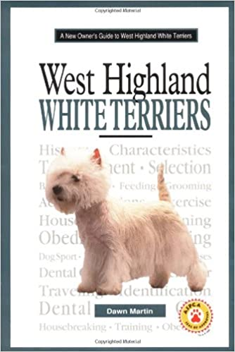 Book A New Owners Guide to West Highland White Terriers (JG Dog)