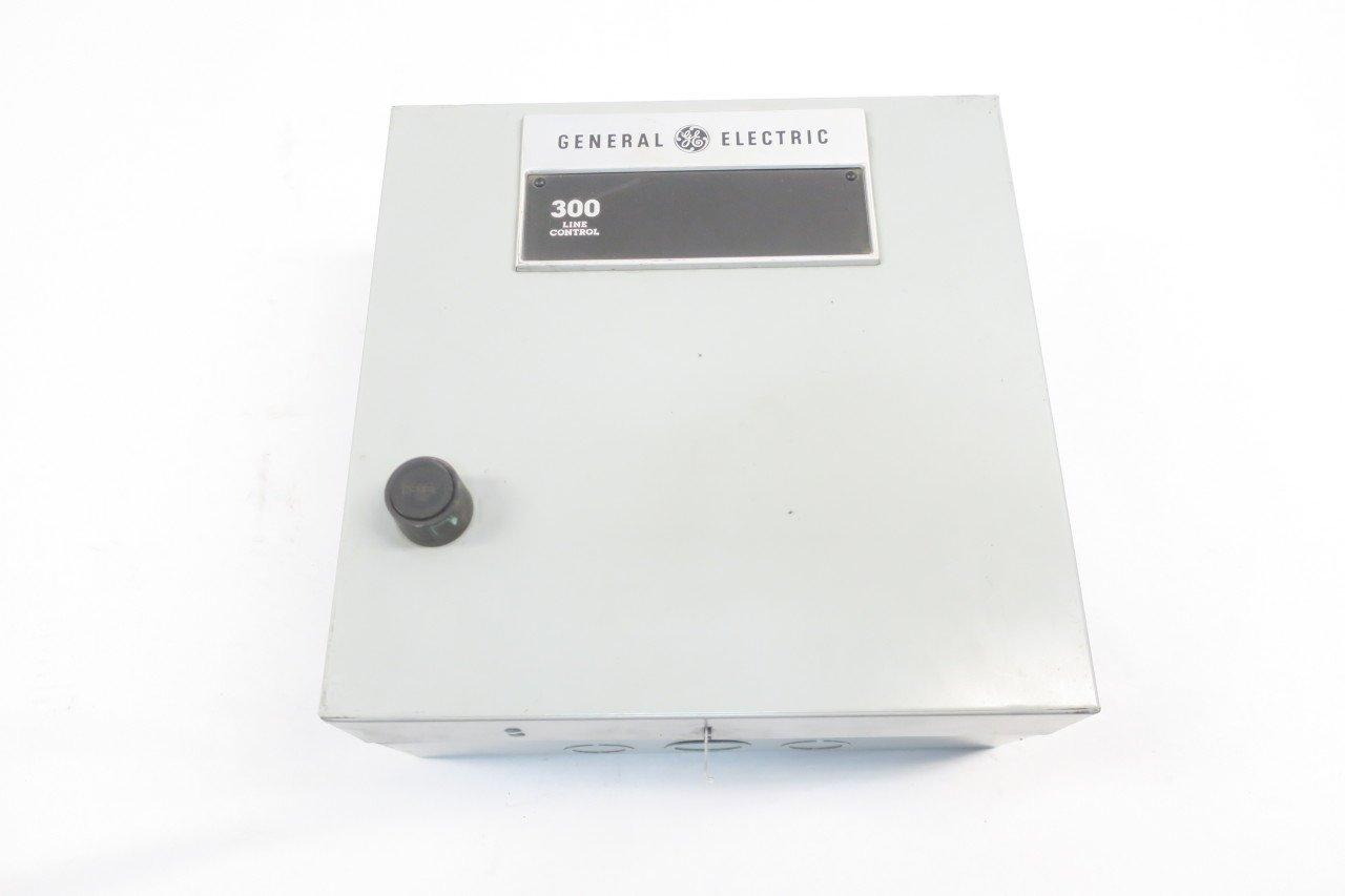 NEW GE CR309C103 27A AMP 230-240V-AC 10HP SIZE 1 REVERSING MOTOR STARTER D591009