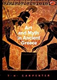 Art and Myth in Ancient Greece (World of Art): A Handbook: 0