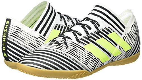 3 Black White Zapatillas Fútbol Nemeziz 17 In para adidas Tango Solar Multicolor de Yellow Hombre Core Ftwr t4qa7wTSW