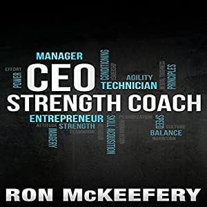 CEO Strength Coach Audiobook