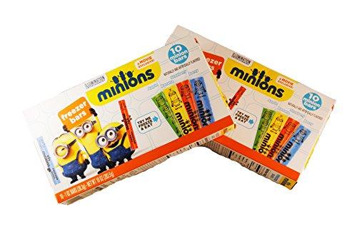 Despicable Me Minions Freezer Bars (20 Bars) ()