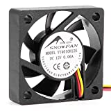 Best uxcell 12v Fans - uxcell 40mm x 40mm x 10mm 12V DC Review