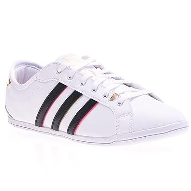 adidas Damen Schuhe Derby QT W