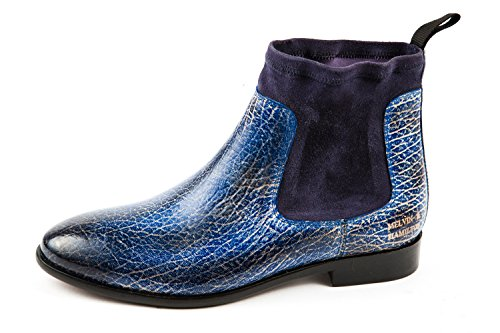 1 Boots Womens Melvin Chelsea Blue Daisy Hamilton amp; wqqnZYI