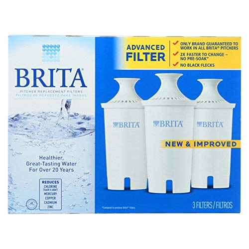 CLO35503 - Brita Water Filter Pitcher Replacement Filters