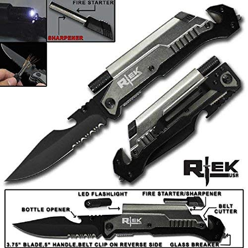 Knives With Led Lights in US - 5