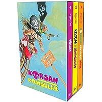 Korsan Komşular Serisi Kutulu Set 3 Kitap