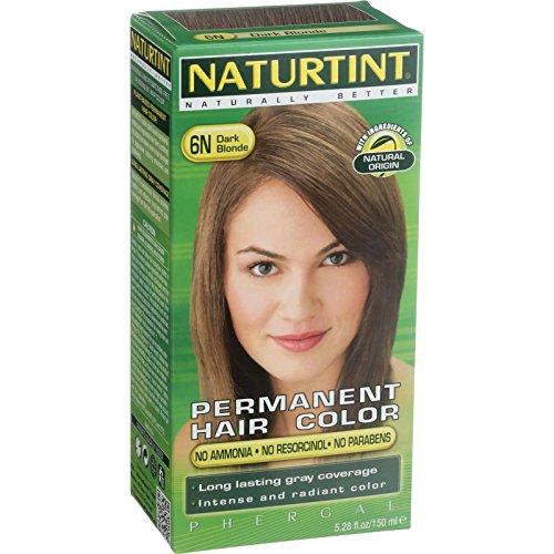 (Naturtint - Permanent Hair Colorant-Dark Blonde, 5.28 fl oz liquid)