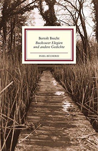 Buckower Elegien und andere Gedichte (Insel-Bücherei)