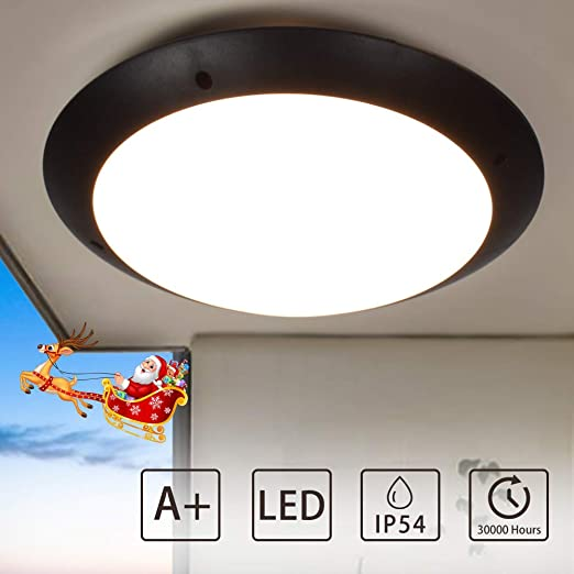 18W LED Außenleuchte LED Wandleuchte Wandlampe Außenlamp IP65 Hohe Qualität