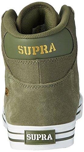 Vaider Supra Lc Sneaker Doliva / Bianco