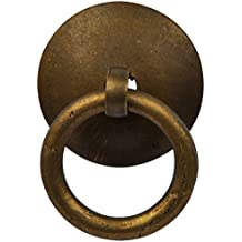 Chinese Medicine Cabinet Pulls 1-1/4'' - Set of 2 by Chinese Brass Hardware