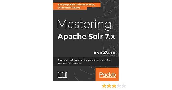 Mastering Apache Solr Ebook