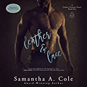 Leather & Lace: Trident Security, Book 1 | Samantha A. Cole
