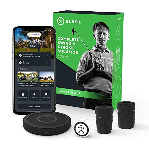 Blast Golf Swing Analyzer
