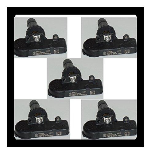 SET OF FIVE (5) JEEP CHRYSLER DODGE RAM TIRE PRESSURE SENSORS TPMS 56029398AB Model: Car/Vehicle Accessories/Parts (Tire Pressure Sensor Dodge Ram compare prices)