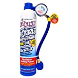 #2: Interdynamics MAC-134 EZ Chill Refrigerant Refill with Charging Hose and Gauge - 18 oz.