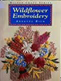 Wildflower Embroidery, Annette Rich, 1863511415