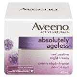 Best Aveeno Anti Aging Wrinkle Creams - Aveeno Face absolutely ageless restorative night cream, 48ml Review