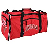 The Northwest Company NBA Team Logo Extended Duffle Bag (Chicago Bulls)