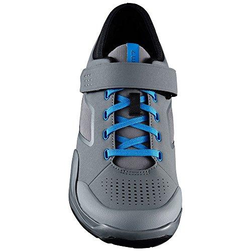 Nbsp; Blu da Scarpe grigio chaussures 45 Uomo Sham7pc450sg00 Nbsp; Shimano ciclismo za8ZqW