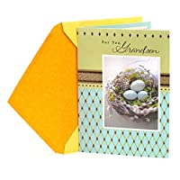 Hallmark Easter Greeting Card for Grandson (Appreciation at Easter)