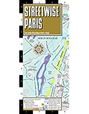 STREETWISE PARIS MAP