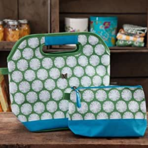 Amazon Com The Pioneer Woman Insulated Lunch Tote Bag
