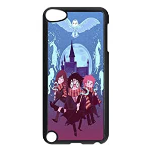 [QiongMai Phone Case] FOR Ipod Touch 5 -Harry Potter Pattern-Case 17