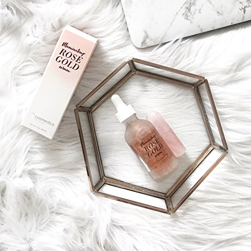 Illuminating Rose Gold Facial Serum Becca - Shimmering Skin Perfector - # Opal -50ml/1.7oz