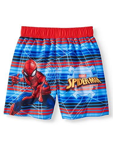 Marvel Spider-Man Boy Swim Trunks Shorts Size 5T -