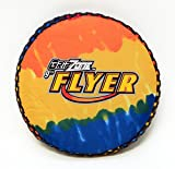 Fun Gripper (TD Tie Dye 9'' (SOFT) FLYER/FRISBEE - GREAT FOR KIDS