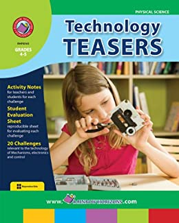 Technology Teasers Gr. 4-5
