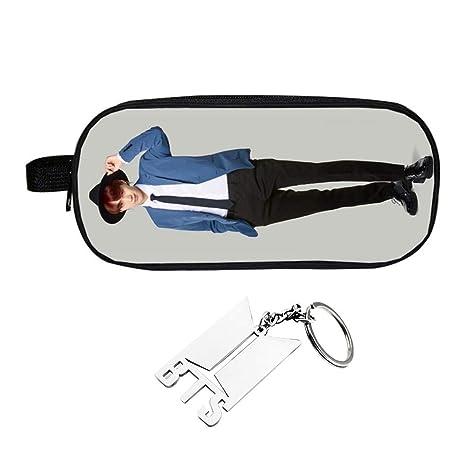 Amazon.com: Youyouchard BTS Bangtan - Estuche para lápices ...