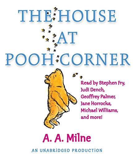 The House at Pooh Corner by Listening Library (Audio)
