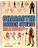 Character Design Studio - Create Cutting Edge Cartoon Figures for Comicbooks, Computer Games, and Gr