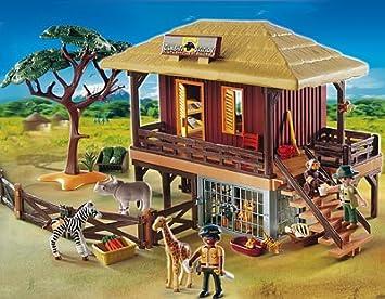 Playmobil 4826 Wildtierpflegestation Oambati Safari Abenteuer Playmobil