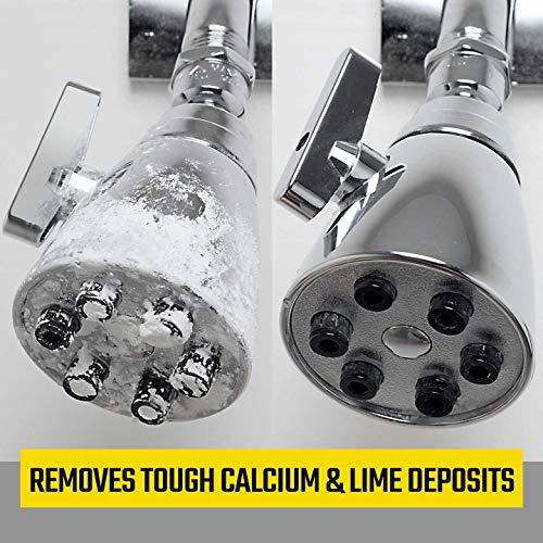 CLR PRO CL4PROEA Calcium, Lime and Rust Remover, 28 oz Bottle