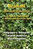 img - for Brahmi (Bacopa Monniera): Activities and Applications of the Versatile Ayurvedic Herb book / textbook / text book