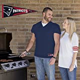 Applied Icon, NFL New England Patriots Outdoor Pennant Decal