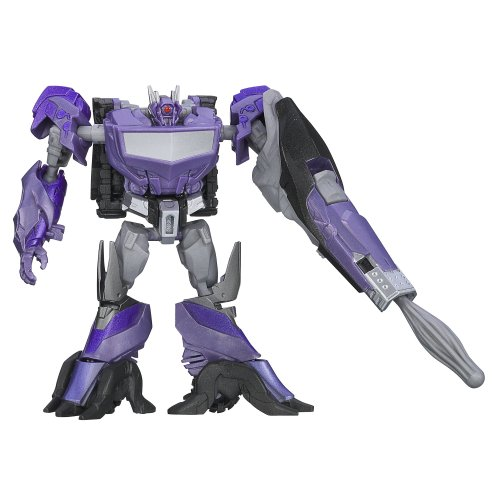 Transformers Prime Beast Hunters Commander Class Shockwave Weapons Specialist Figure