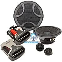 ESK-165L.5 - Hertz 6.5 300W Peak 2-Way Component Speaker System with Extra Heavy Bass