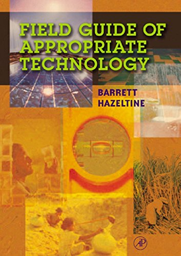 Field Guide to Appropriate Technology Pdf